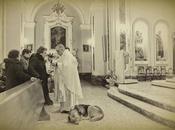 Ciccio, perro espera fallecida dueña Iglesia
