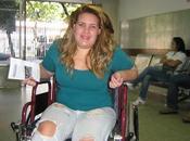 RECREO Karina sufrió accidente