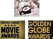 favoritas: Critics' Choice Movie Awards Golden Globe 2013