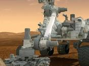 Curiosity taladra planeta Marte
