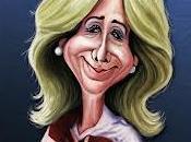 Esperanza Aguirre, política amateur