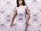 Curiosidades: Cheryl Cole posa para L'Oreal mimetiza pared