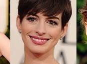 Moda Tendencia Maquillaje 2013.Rostros Peinados Golden Globe 2013.