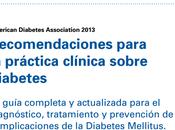 Diabetes 2013 español: resumen recomendaciones