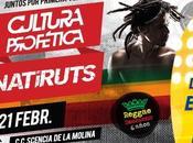 Cultura Profética Natiruts juntos Reggae Sessions 2013 Precio Entradas