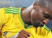 2013: Mphela, goles oportunos para Sudáfrica