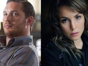 Hardy Noomi Rapace, juntos 'Animal Rescue', autor 'Mystic River' 'Shutter Island'