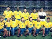 Equipos históricos: generación dorada Colombia terminó fracaso muerte