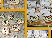 Cupcakes chocolate blanco yogur fresa para Árboles