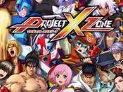 Namco Bandai confirma Project Zone Nintendo para Europa América