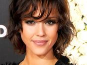 Iconos estilo, hoy: labios burdeos Jessica Alba
