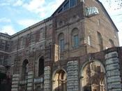 Castello Rivoli, allá muro
