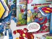 SUPERAMIGOS: Clarín lanza colección para chicos