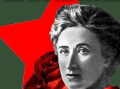 rosa roja para Rosa Luxemburgo.