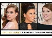 Alfombra Roja premios Golden Globes iluminó presencia embajadoras L'Oréal París