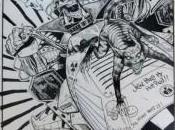 Marvel podría publicar historia inédita Warren Ellis sobre Motorista Fantasma 2099