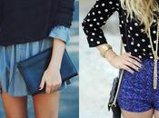 Moda (2): ¿Combinamos negro azul?