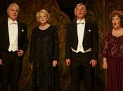 cuarteto', encantadora ópera prima Dustin Hoffman