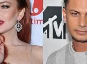 Pauly parecer paso noche Lindsay Lohan