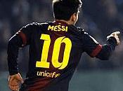 fútbol seguirá llamándose Messi
