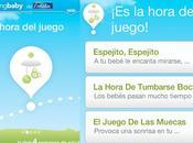 Amazing Baby, aplicación estimula desarrollo bebé primer
