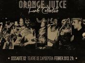 Orange Juice Funk Collective SAVE NAME