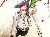 Isla Tesoro Robert Louis Stevenson, ilustrada Ralph Steadman.