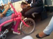 bici fucsia