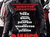 Tarantino clavado pedestal (Django desencadenado)