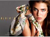 Gucci Charlotte Casiraghi forever now. Flora