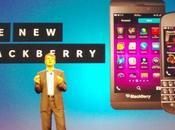 Blackberry presenta smartphone teclado físico #Blackberry10