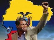 pronuncian artistas Intelectuales mundo apoyo Rafael Correa Delgado Revolución Ciudadana