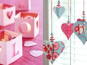 Decoración para Valentín
