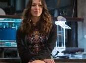 Nueva imagen oficial Iron Rebecca Hall como Maya Hansen