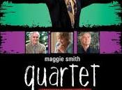 QUARTET (UK, 2012) Comedia