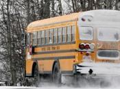 Internet transporte escolar para reducir comportamiento