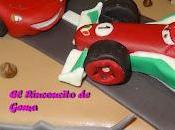TARTA FRANCCESCO RAYO McQUEEN (CARS)