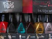 Review: Disney Villains varnish.