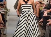 Primavera Rayas Blanco Negro/ Spring black white striped