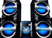 PowerLive: Potencia máxima calidad sonido nuevo Minicomponente