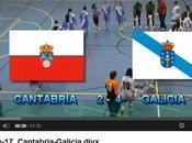 Video: galicia-4 cantabria-2 (selecciones fútbol sala femenino, campeonato españa)
