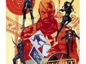 Portadas alternativas Hastings para Secret Avengers Uncanny X-Men