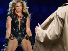 Fotos Beyoncé poco favorita Super Bowl