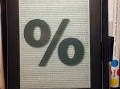 Reparto porcentajes edición digital