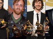 Grammy 2013: Lista Completa Ganadores