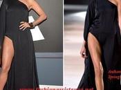 Jennifer Lopez deslumbra Grammy atrevido vestido Vaccarello