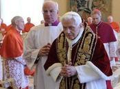 Benedicto renuncia Pontificado «edad avanzada»