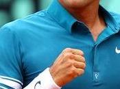 Federer está octavos París