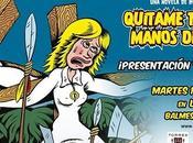 "presenta oficialmente ""Quítame sucias manos encima"" Hernán Migoya"