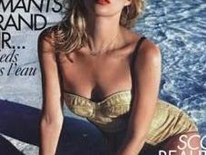 Kate Moss retro portada Vogue